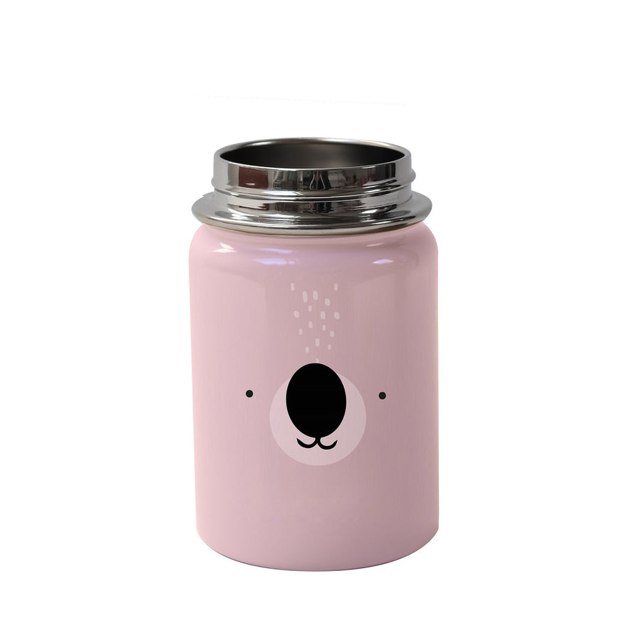 Stainless Steel Water Bottle Koala by Eef Lillemor - minifili