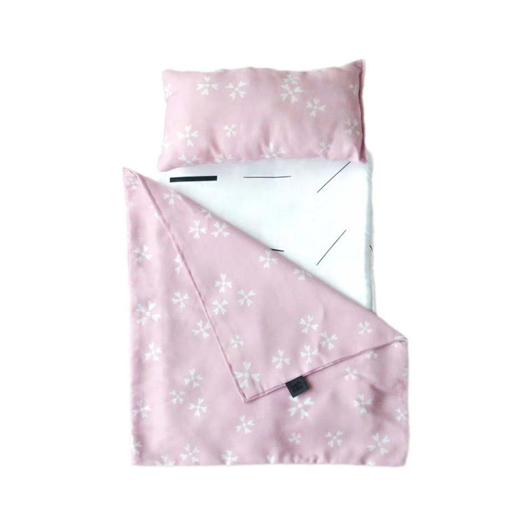 Blushing Blossoms Dolls Bedding