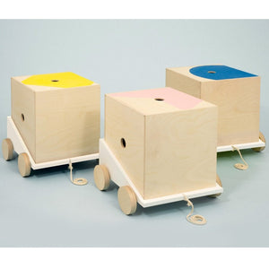 Super Box Yellow by Studio delle Alpi - minifili