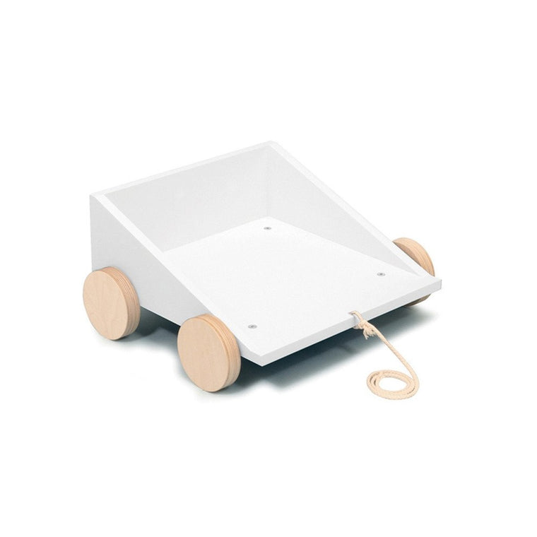 Trailer / Side Table White