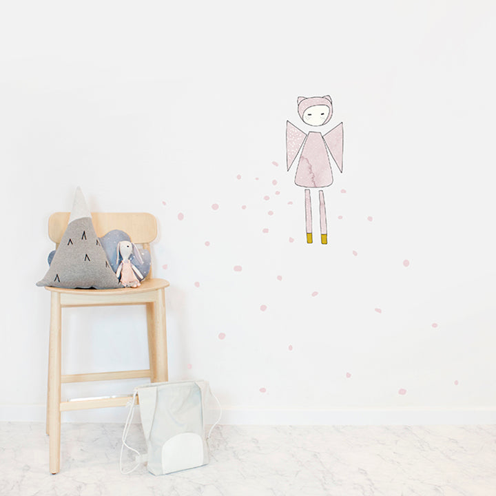 Dreamy Friend Fairy Wall Sticker by Fabelab - minifili