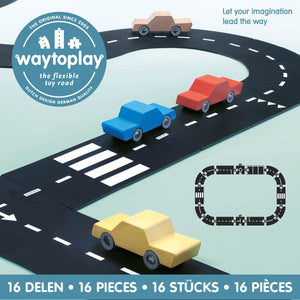 Expressway Flexible Roads by WayToPlay - minifili