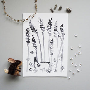 Meadow Print by Wonder & Rah - minifili