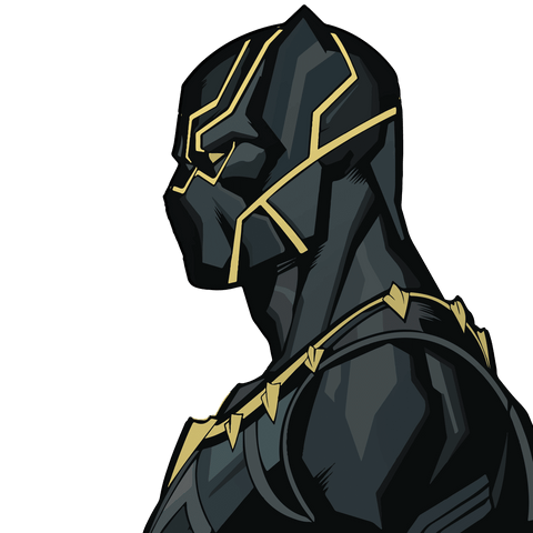 Black Panther By Hassan Sheikh