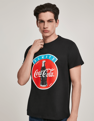 Active Full Sleeves T-Shirts Always Coca Cola Tee