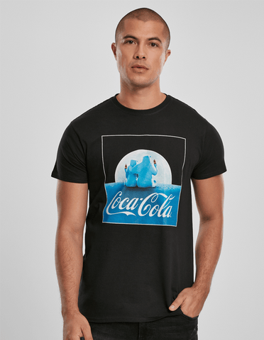 Active Full Sleeves T-Shirts Coca Cola Polarbears Tee