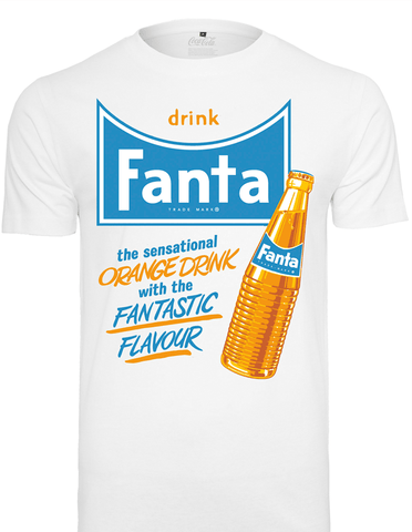 Active Full Sleeves T-Shirts Fanta Refreshing Tee