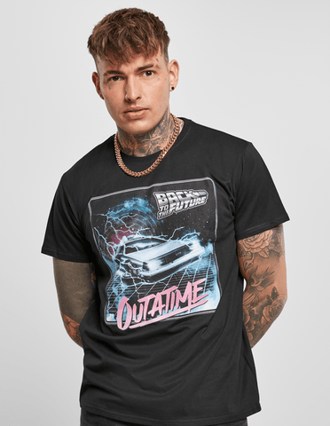 Active T-SHIRT Back To The Future Outatime T-shirt