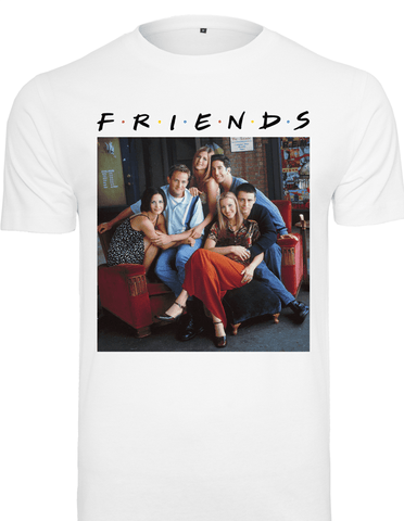 Active T-SHIRT Friends Group Photo T-shirt