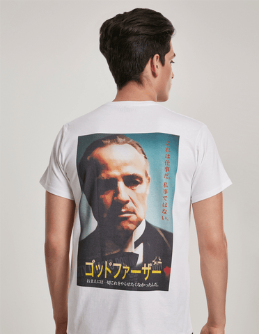 Active T-SHIRT Godfather Characters T-shirt