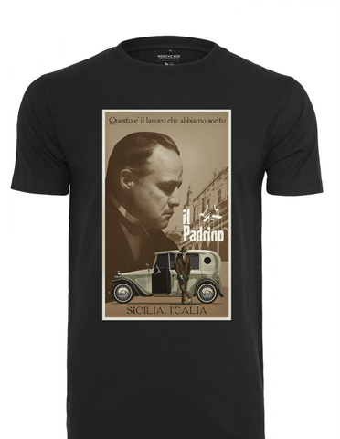 Active T-SHIRT Godfather Poster T-shirt