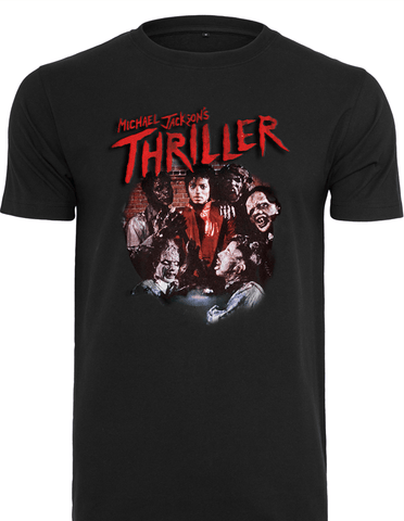 Active T-SHIRT Michael Jackson Thriller Zombies T-shirt