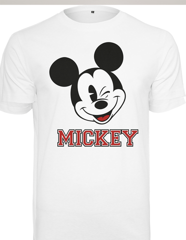 Active T-SHIRT Mickey College T-shirt