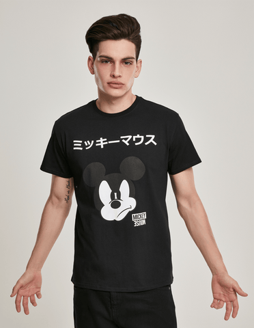 Active T-SHIRT Mickey Japanese T-shirt