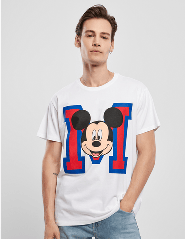 Active T-SHIRT Mickey Mouse Face T-shirt