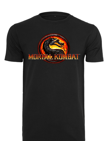 Active T-SHIRT Mortal Kombat Logo T-shirt
