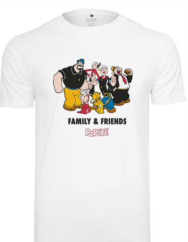 Active T-SHIRT Popeye Family & Friends T-shirt