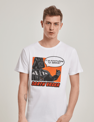 Active T-SHIRT Star Wars Pointless To Resist T-shirt
