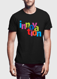 Aneeq Arshad T-shirt SMALL / Black Innovation Half Sleeves T-shirt