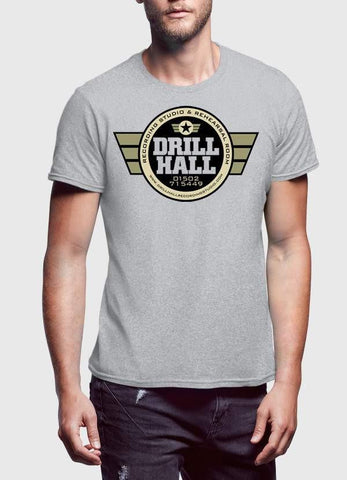 ARMY T-SHIRT DRILL HILL Printed Tshirt