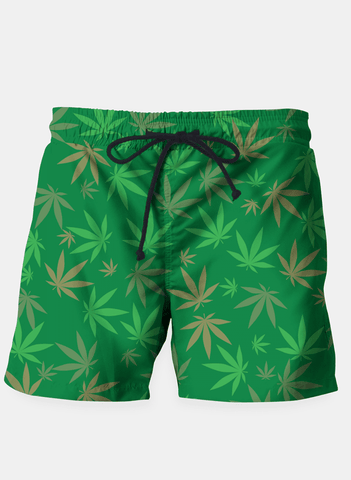 Ayaz Ahmed Shorts Falling Pot Shorts