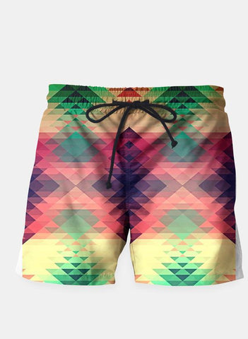 Ayaz Ahmed Shorts HISPTER WONDERLAND Shorts