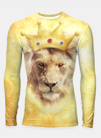 Ayaz Akram T-SHIRT The King Longsleeve Rashguard T-Shirts