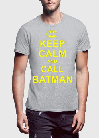 Batman T-SHIRT Keep Calm and Call Batman T-shirt