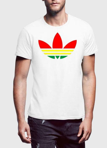 Bob Marley T-SHIRT Bob Marley Play Boy Logo Half Sleeve Men T-Shirt