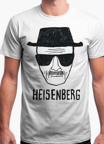 Breaking Bad T-SHIRT HEISENBERG - OFFICIAL BREAKING BAD TEE