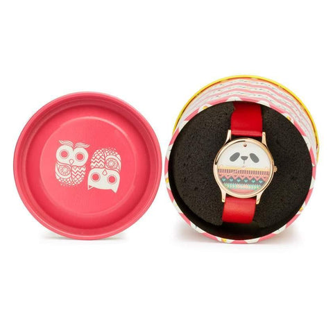 Chumbak India Accesories Cuddly Panda Wrist Watch