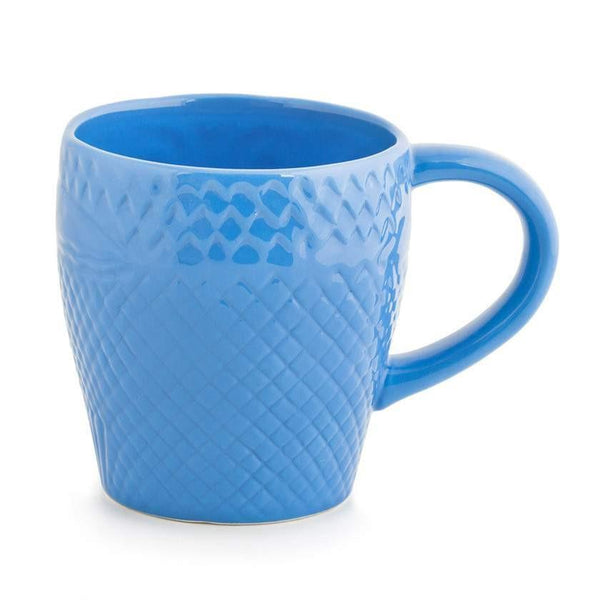 Chumbak India Mug Owl Is Well Mug - Blue