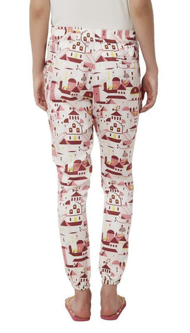 Chumbak India Pants Santorini Casual Pants