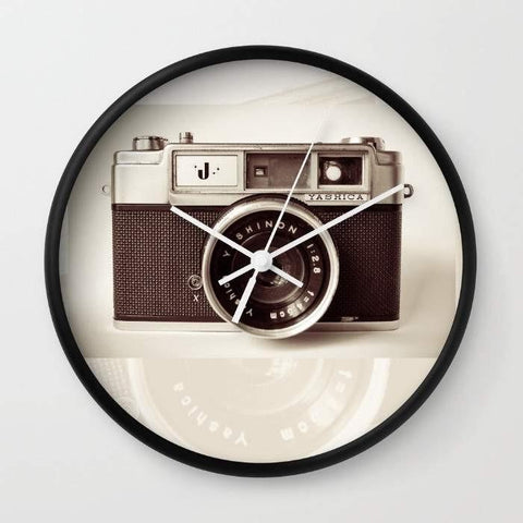 Dany Designs Wall Clock Camera Wall clock