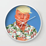 Dany Designs Wall Clock Donald Trump Wall clock