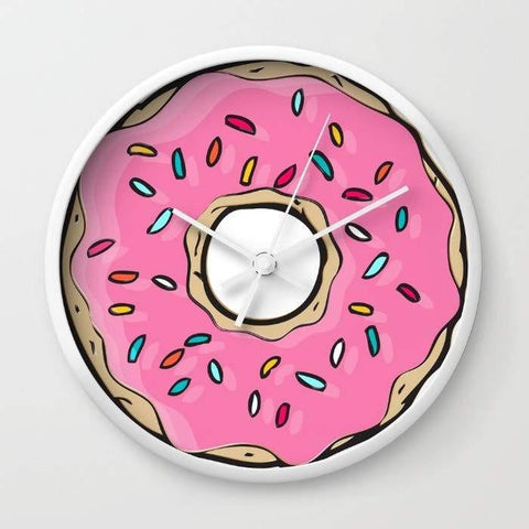 Dany Designs Wall Clock Doughnut Wall clock