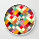 Dany Designs Wall Clock Pass this On Wall clock