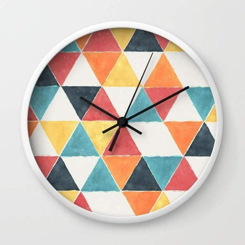 Dany Designs Wall Clock Trivertex Wall clock