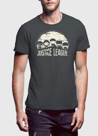 DC Comic T-SHIRT JUSTICE LEAGUE