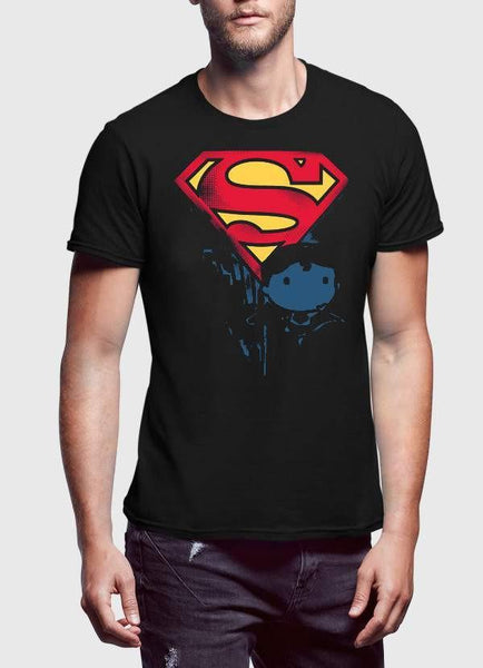 DC Comic T-SHIRT SON OF KRYPTON DC COMIC Printed Tshirt