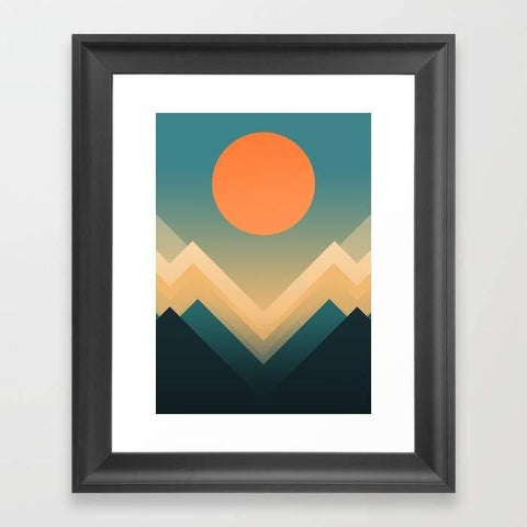 Deny Designs Framed Art Prints Inca