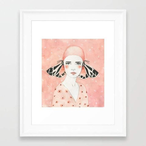 Deny Designs Framed Art Prints Julie