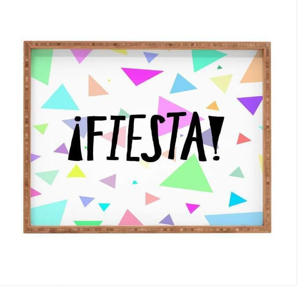 Deny Designs Trays Fiesta Tray