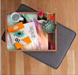 Deny Designs Trays Heavy Word Tray