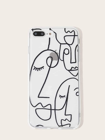 Emma Accessories Electronics 43654 Abstract Pattern iPhone Case