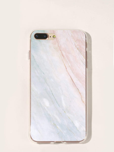 Emma Accessories Electronics 7p Stone Pattern iPhone Case