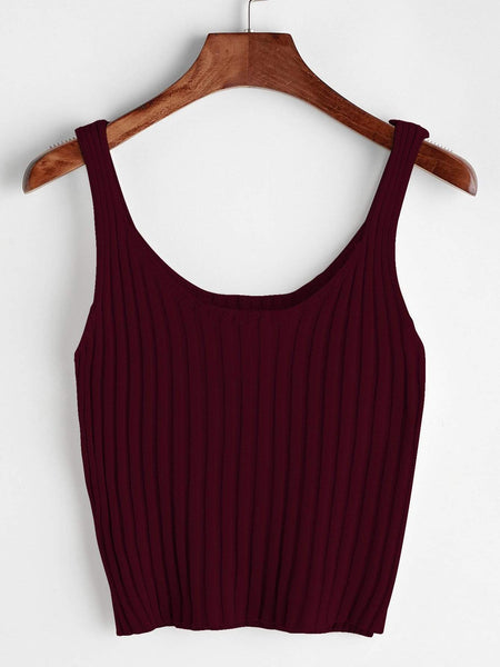 Emma Clothing Women S Ribbed Tank Top