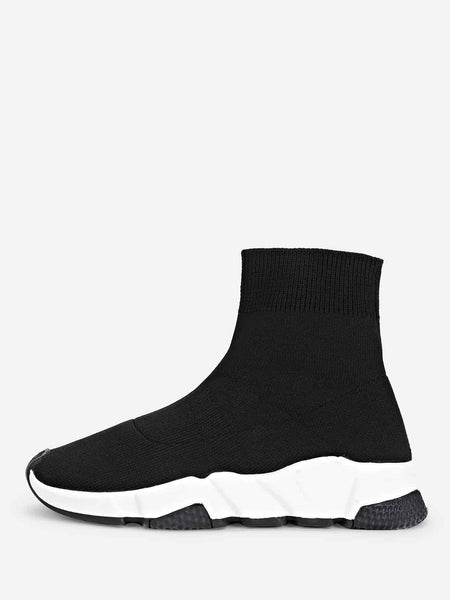 Emma Shoes Women EUR39 Chunky Sole Sock Sneakers