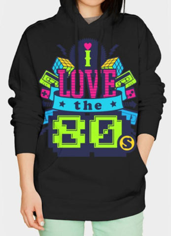 Farhan Ahmed Sweat Shirt 80's Hoodie Collection 15