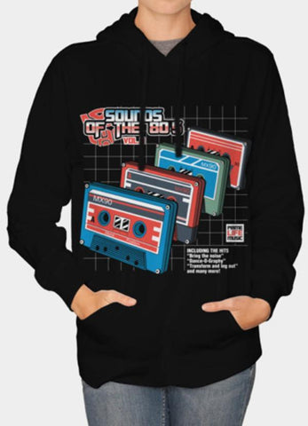 Farhan Ahmed Sweat Shirt 80's Hoodie Collection 3